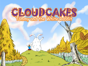 Cloudcakes - Tommy and the White Rabbit