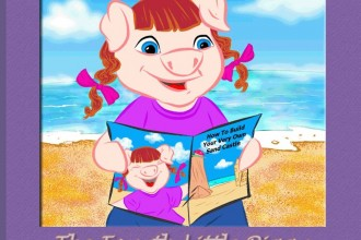 The Fourth Little Piggy – iPhone / iPad Childrens Story App